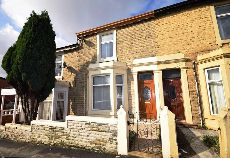 3 Bedrooms Terraced House for sale in Whalley Old Road, Little Harwood, Blackburn, BB1