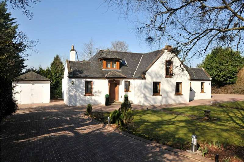5 Bedrooms Detached House for sale in Darrochmhor, Endrick Road, Killearn