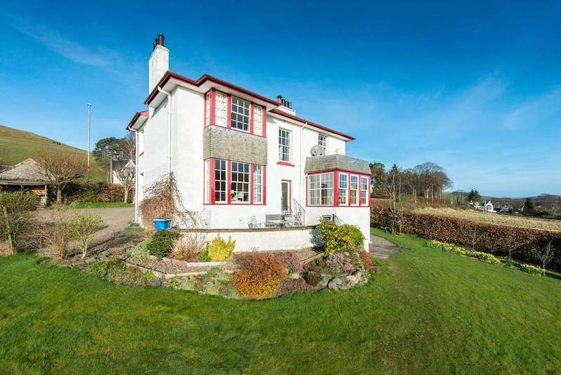 4 Bedrooms Detached House for sale in Lot 1: Cairnview House, Broughton, Peeblesshire, Scottish Borders