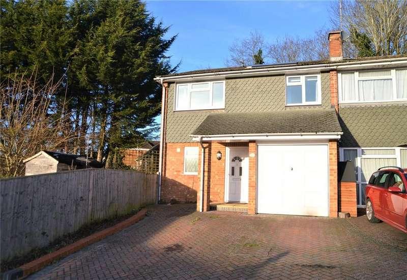 3 Bedrooms End Of Terrace House for sale in Pierces Hill, Tilehurst, Reading, Berkshire, RG31