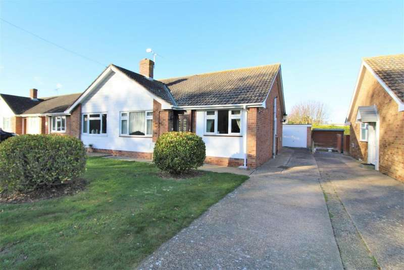 2 Bedrooms Semi Detached Bungalow for sale in Walton Road, Frinton-On-Sea