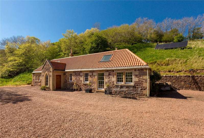 2 Bedrooms Detached House for sale in Linton Orchard Cottage, East Linton, East Lothian