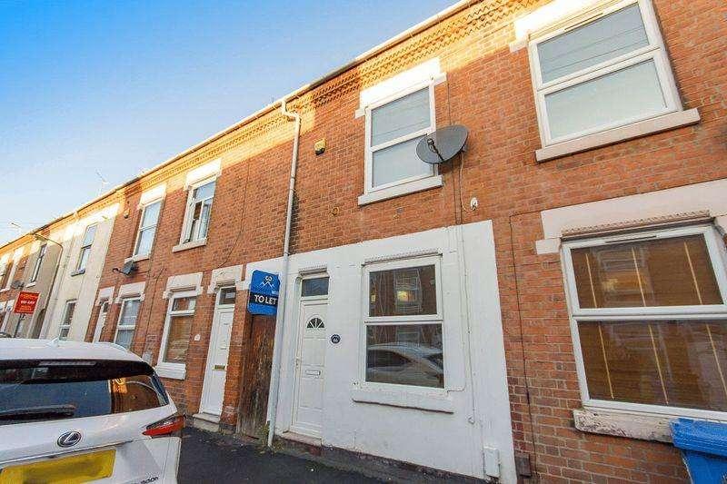 2 Bedrooms Terraced House for sale in Westbury Street, Derby