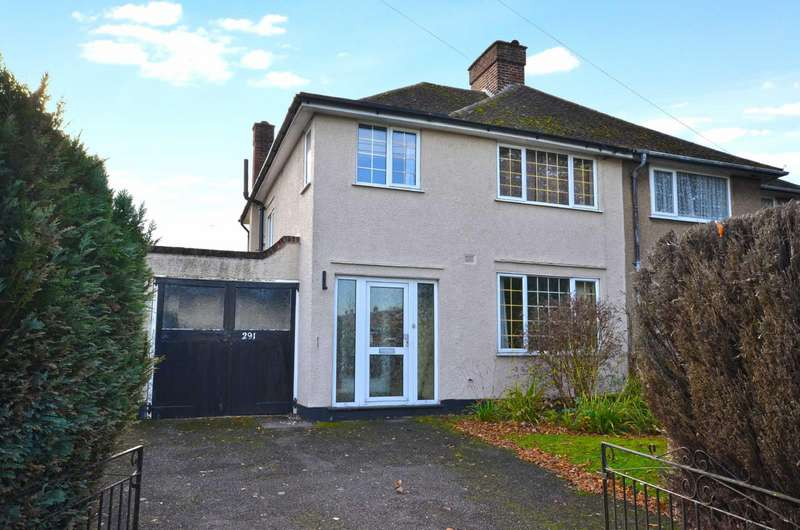 3 Bedrooms Semi Detached House for sale in Baldwins Lane, Croxley Green, Hertfordshire, WD3