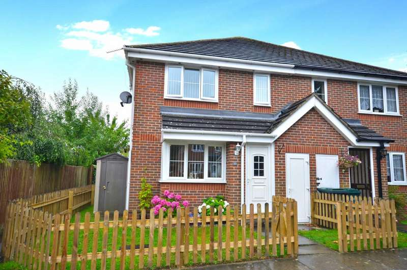 1 Bedroom End Of Terrace House for sale in Manor Way, Croxley Green, Hertfordshire, WD3