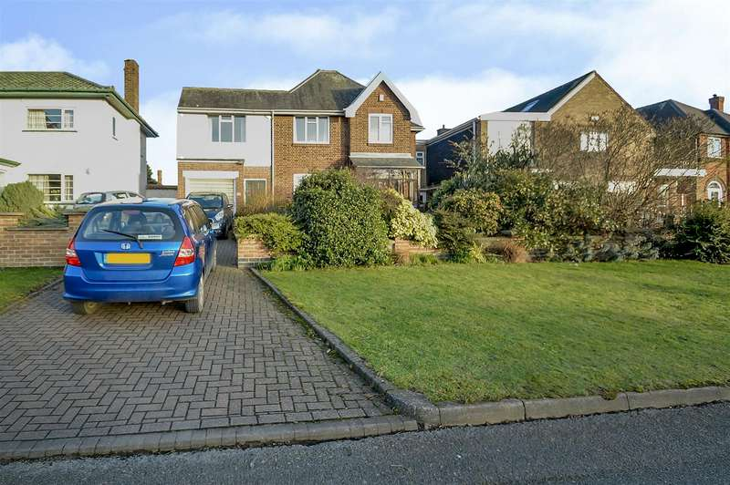 4 Bedrooms Detached House for sale in Wilsthorpe Road, Long Eaton