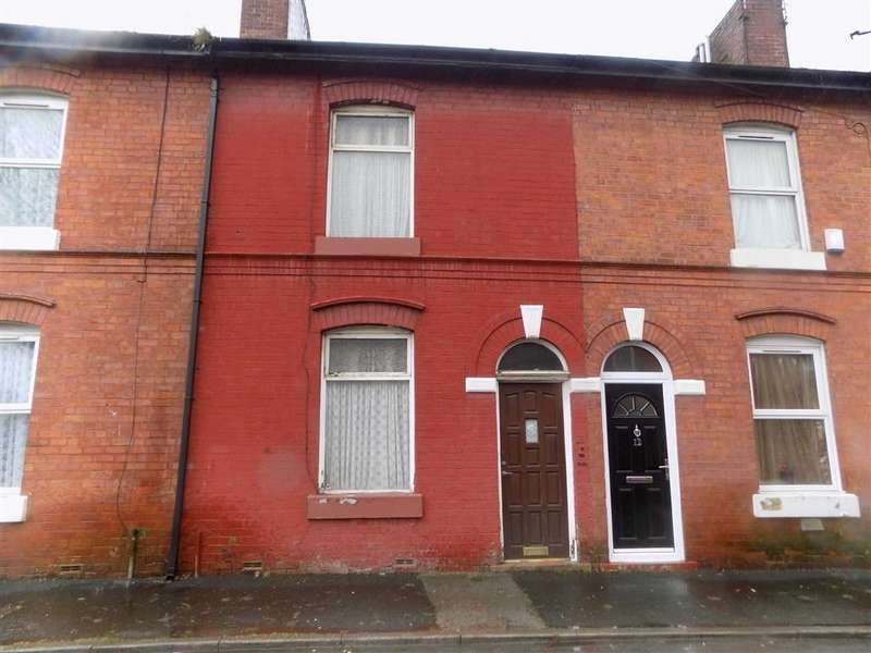 3 Bedrooms Terraced House for sale in Corby Street, Manchester