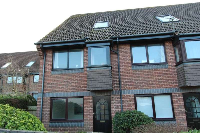 1 Bedroom Ground Maisonette Flat for sale in Meon Close, Petersfield
