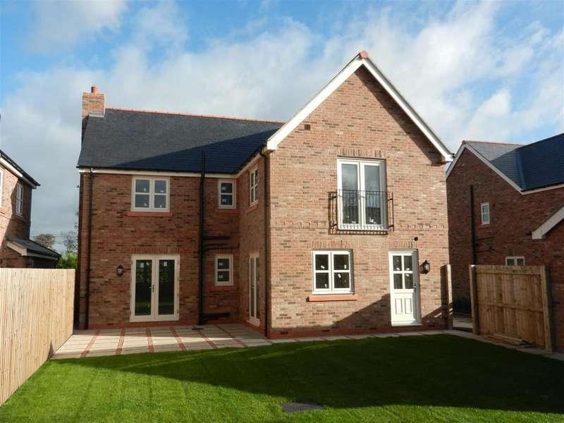 4 Bedrooms Detached House for sale in Burton Road, Rossett