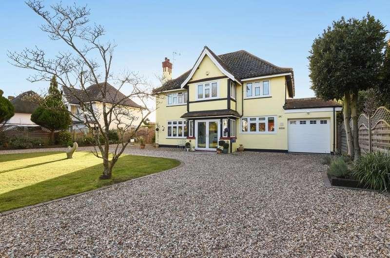 4 Bedrooms Detached House for sale in The Ridings, Aldwick Bay, Bognor Regis, PO21