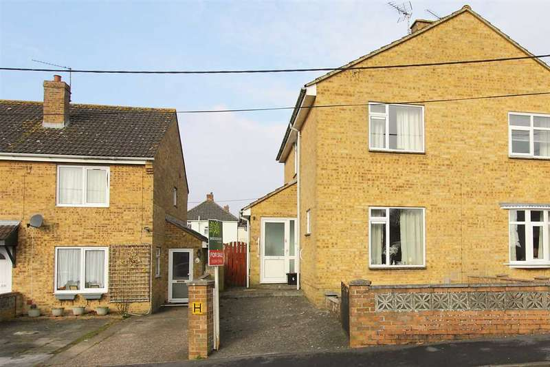 2 Bedrooms Semi Detached House for sale in Potential, potential, potential