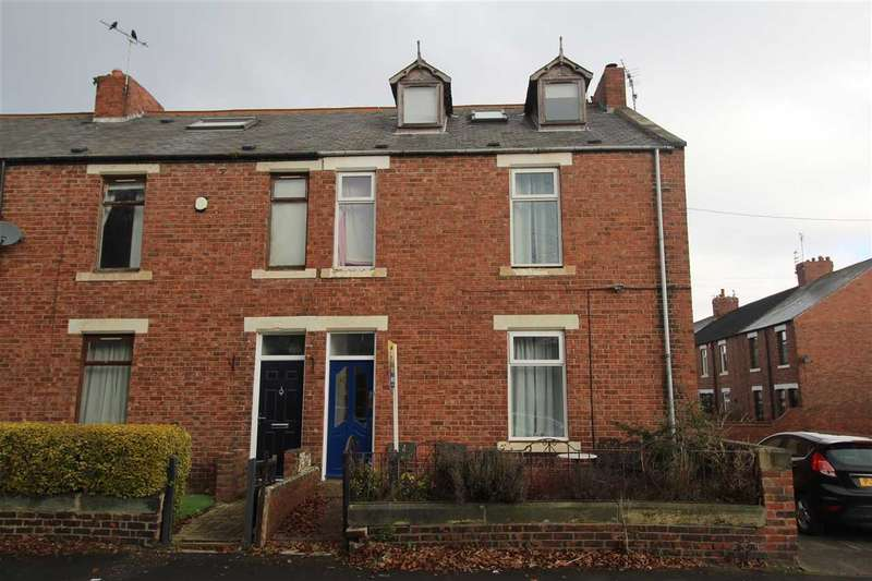 4 Bedrooms Terraced House for sale in South View Place, Cramlington
