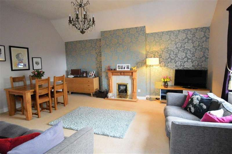 1 Bedroom Apartment Flat for sale in Caroline Place, Oxton, CH43