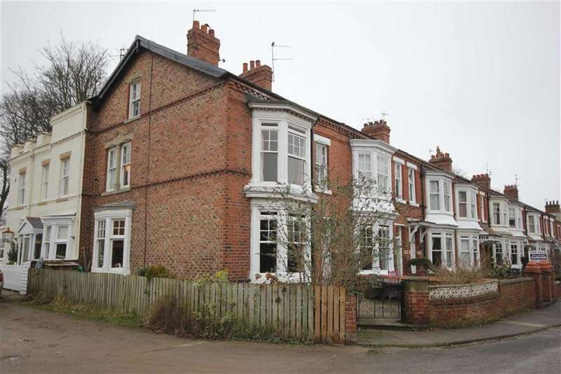 4 Bedrooms End Of Terrace House for sale in South Parade, Croft On Tees, North Yorkshire