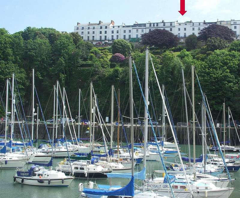 2 Bedrooms Apartment Flat for sale in Hillsborough Terrace, Ilfracombe