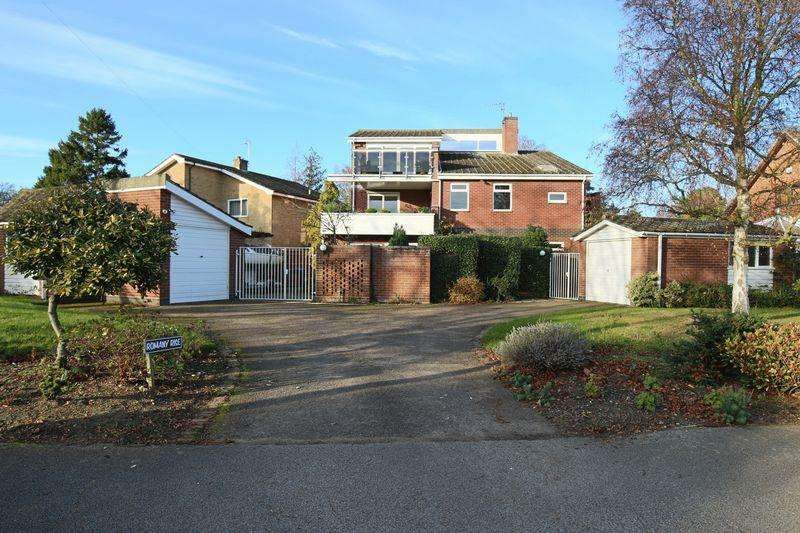 5 Bedrooms Detached House for sale in Broad View Road, Oulton Broad