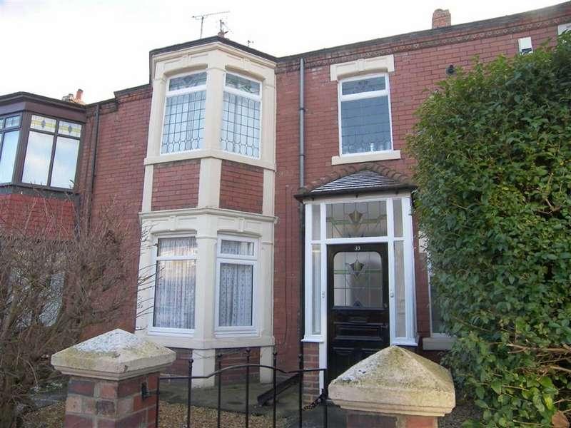 1 Bedroom Flat for sale in Holly Avenue, Whitley Bay, Tyne & Wear, NE26