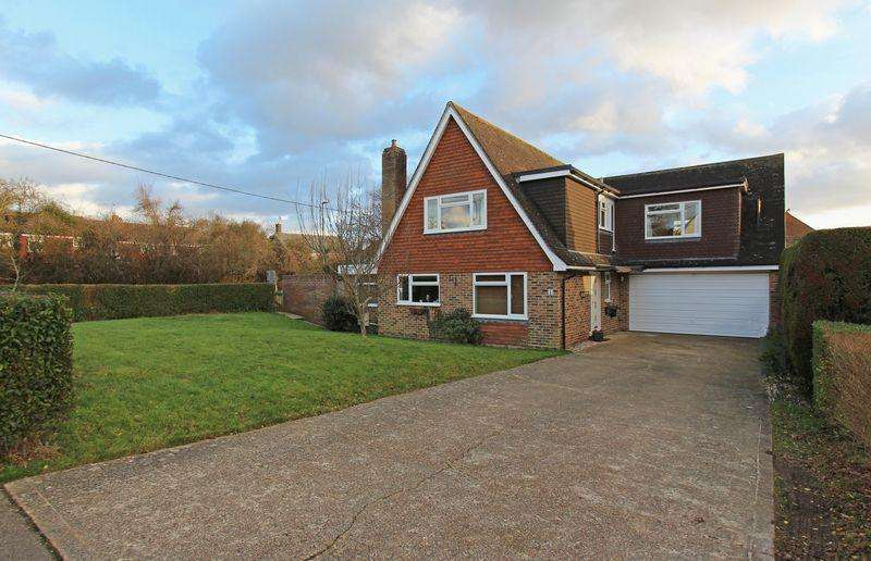 4 Bedrooms Chalet House for sale in Downlands, Partridge Green