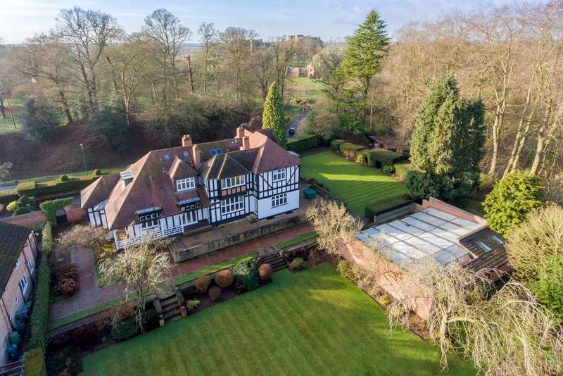 6 Bedrooms Detached House for sale in Castle Road, Kenilworth