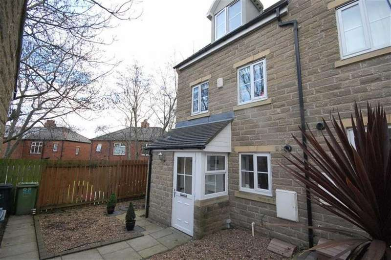 3 Bedrooms End Of Terrace House for sale in Highfield Chase, Staincliffe, Dewsbury, WF13