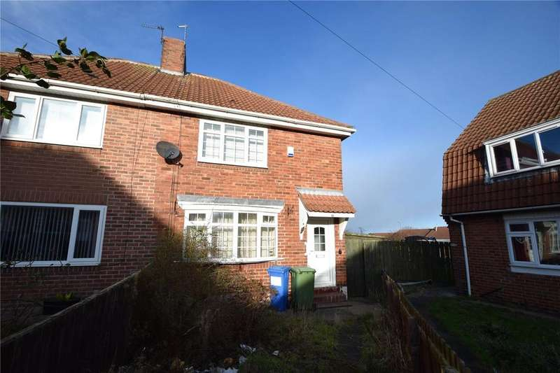 2 Bedrooms End Of Terrace House for sale in Toft Crescent, Murton, Seaham, Co. Durham, SR7
