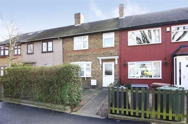 3 Bedrooms Terraced House for sale in Billet Road, Walthamstow, London