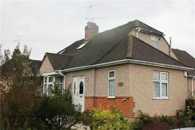 4 Bedrooms Semi Detached House for sale in Hamlin Road, Riverhead, Sevenoaks, Kent
