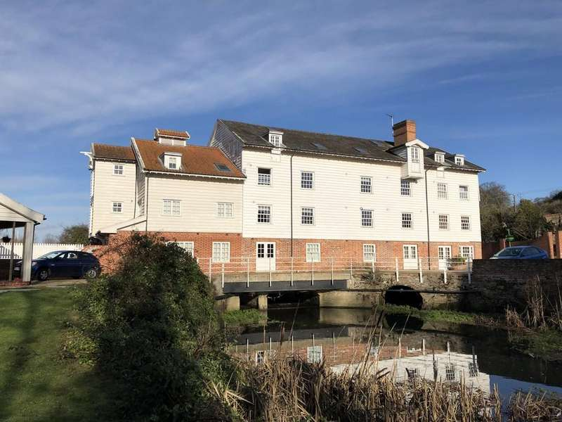 1 Bedroom Apartment Flat for sale in 16 Rushbrook Mill, Paper Mill Lane, Bramford, Ipswich, Suffolk, IP8 4BF