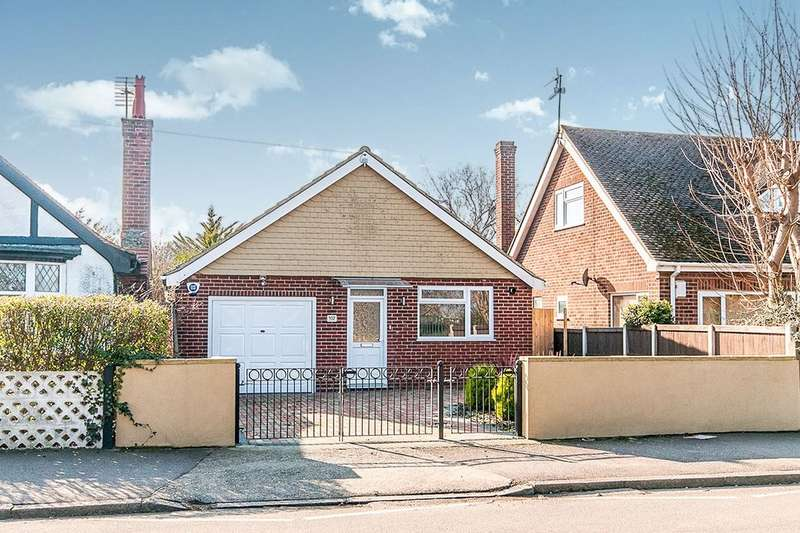 2 Bedrooms Detached Bungalow for sale in Millmead Road, Margate, CT9