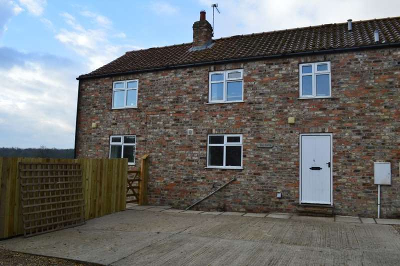 2 Bedrooms Semi Detached House for rent in Langwith Lane, Heslington, York, YO10