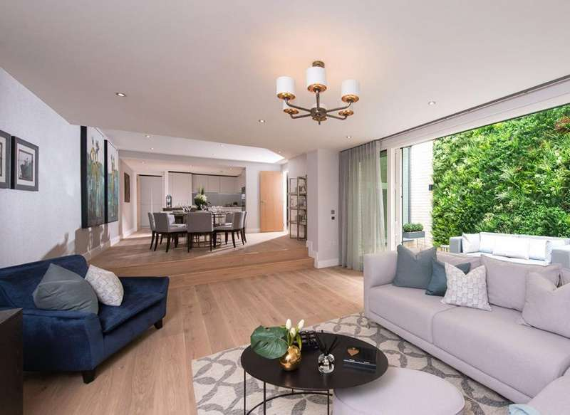 4 Bedrooms House for sale in 500 Chiswick High Road Town House, 500 Chiswick High Road, Chiswick, London, W4