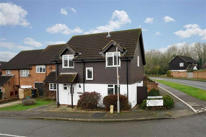 4 Bedrooms Detached House for sale in Larkswood Rise, St Albans, Hertfordshire