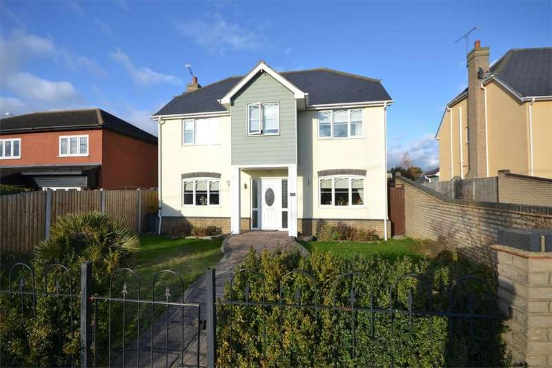 5 Bedrooms Detached House for sale in Pantile Hill, Southminster, CM0
