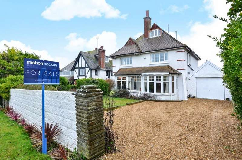 5 Bedrooms Detached House for sale in Steyning Road Rottingdean East Sussex BN2