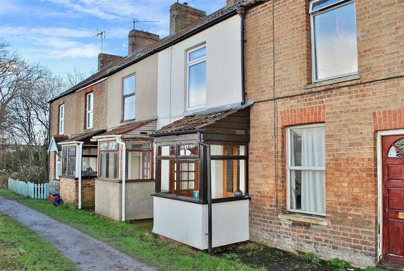 2 Bedrooms Terraced House for sale in Frieze Hill, Taunton