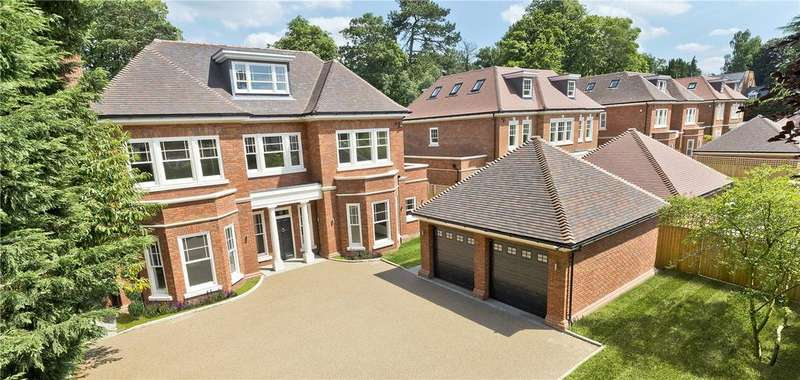 6 Bedrooms Detached House for sale in Imperial Row, Ascot, Berkshire