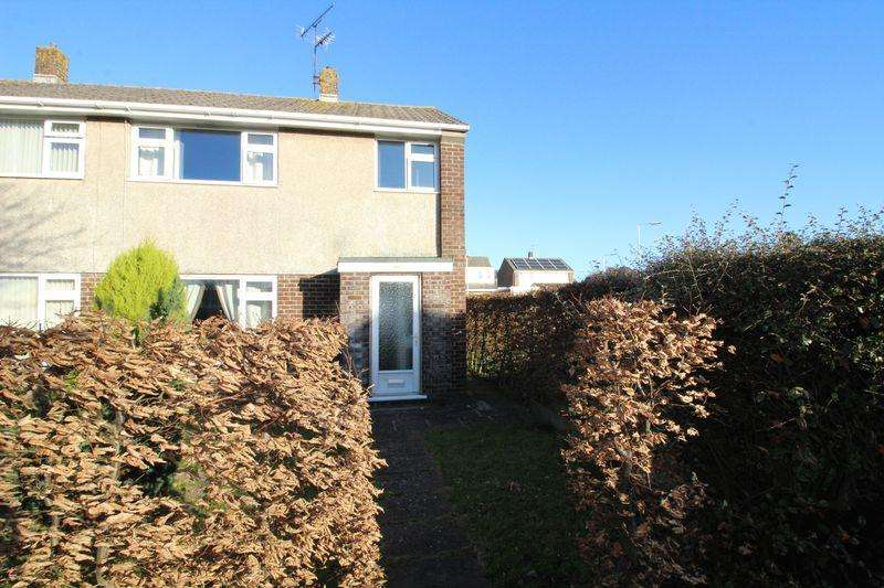 3 Bedrooms Semi Detached House for sale in Selworthy Gardens, Nailsea