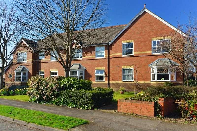 1 Bedroom Apartment Flat for sale in Moorlands Lodge, Moorlands Avenue