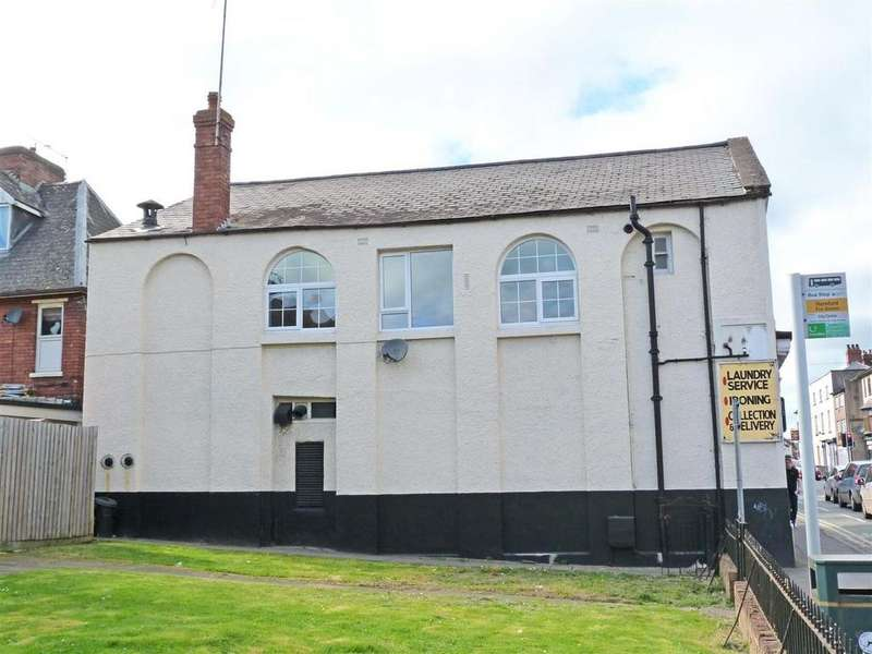 2 Bedrooms Apartment Flat for sale in St. Owen Street, St. James, Hereford, HR1