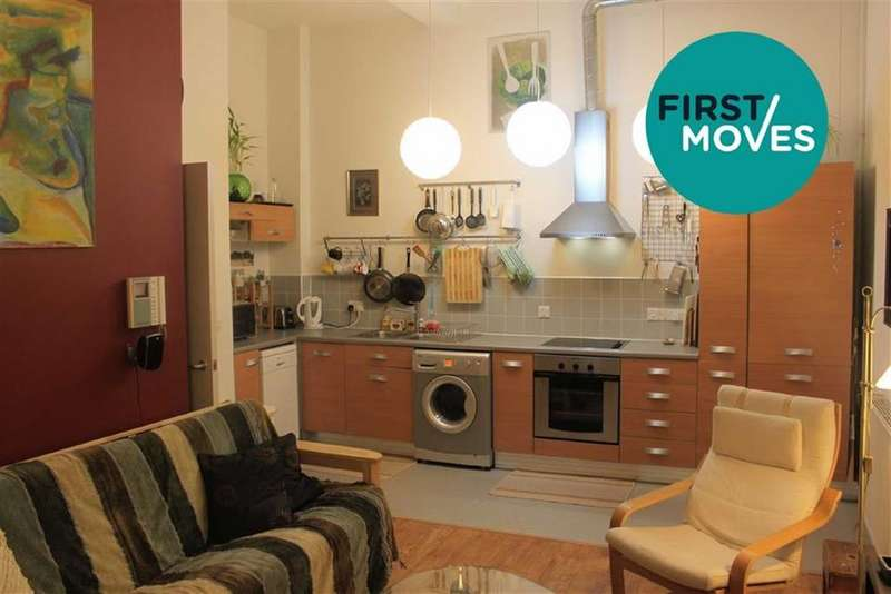 2 Bedrooms Apartment Flat for sale in Yeoman Street, Leicester