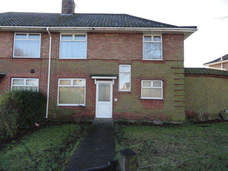 4 Bedrooms Semi Detached House for sale in Half Mile Road, Norwich