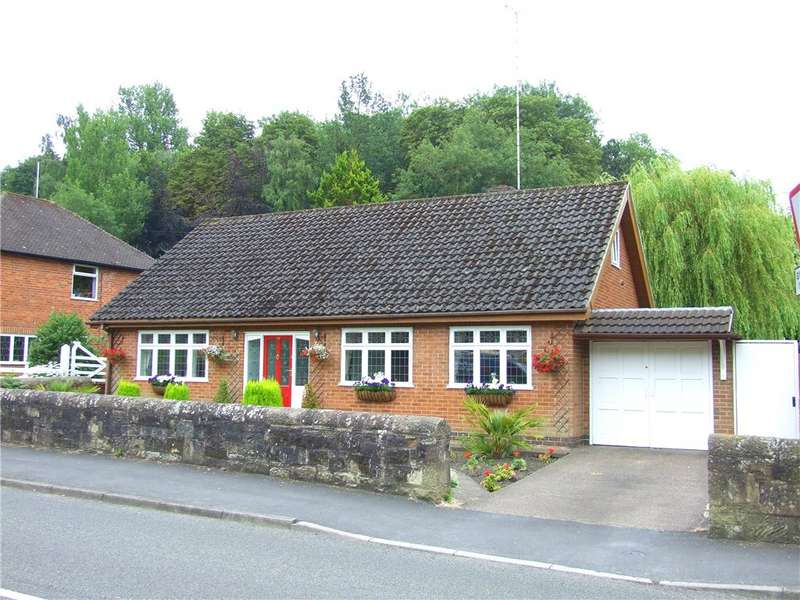 4 Bedrooms Detached Bungalow for sale in Brookside Road, Breadsall, Derby, Derbyshire, DE21