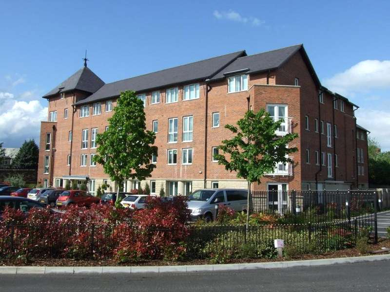2 Bedrooms Flat for sale in Heritage Court, Belper, Derbyshire, DE56