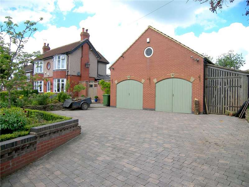 4 Bedrooms Detached House for sale in Alfreton Road, Newton, Alfreton, Derbyshire, DE55