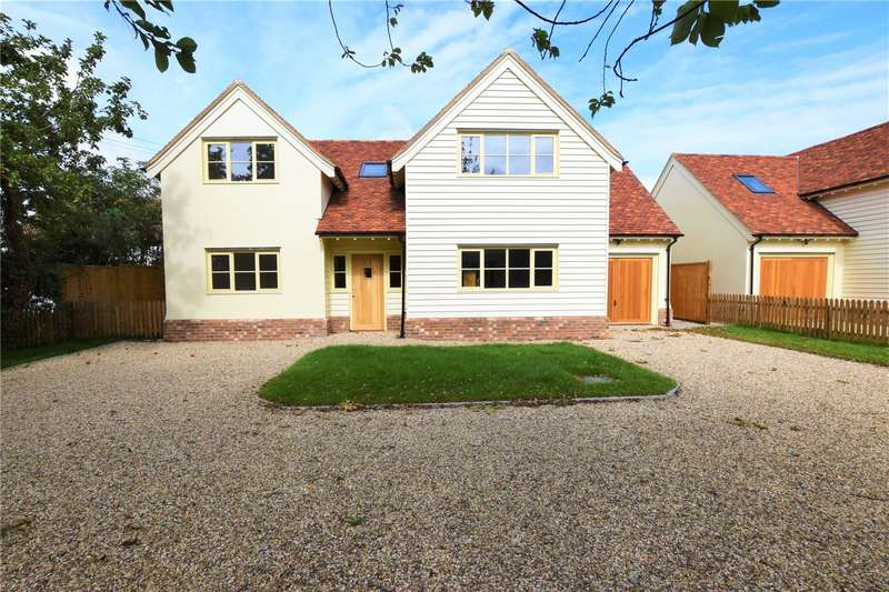 4 Bedrooms Detached House for sale in Wimbish