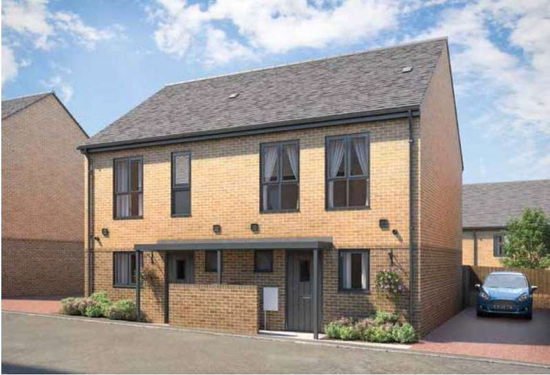 2 Bedrooms Semi Detached House for sale in Harlow