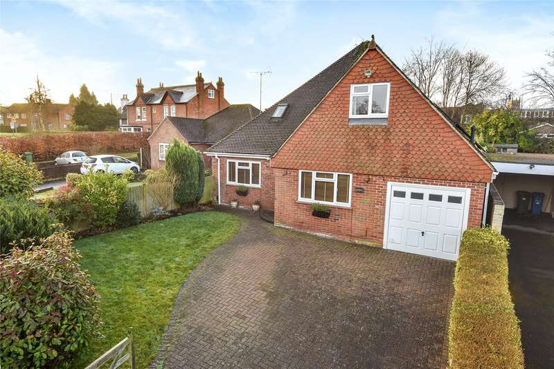 4 Bedrooms Detached House for sale in Crowthorne Road, Bracknell, Berkshire, RG12