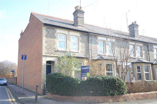 3 Bedrooms End Of Terrace House for sale in Star Road, Caversham, Reading