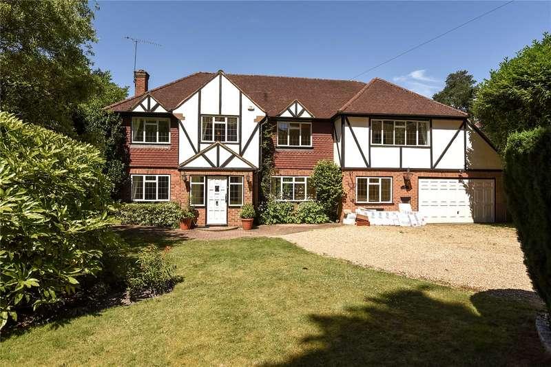 5 Bedrooms House for rent in Springfield Road, Camberley, Surrey, GU15