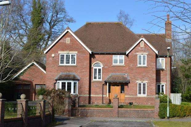 4 Bedrooms Detached House for sale in Heather Grange, West Hill, Ottery St. Mary, Devon